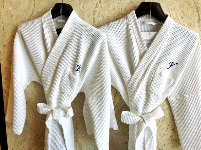 CKS bathrobe