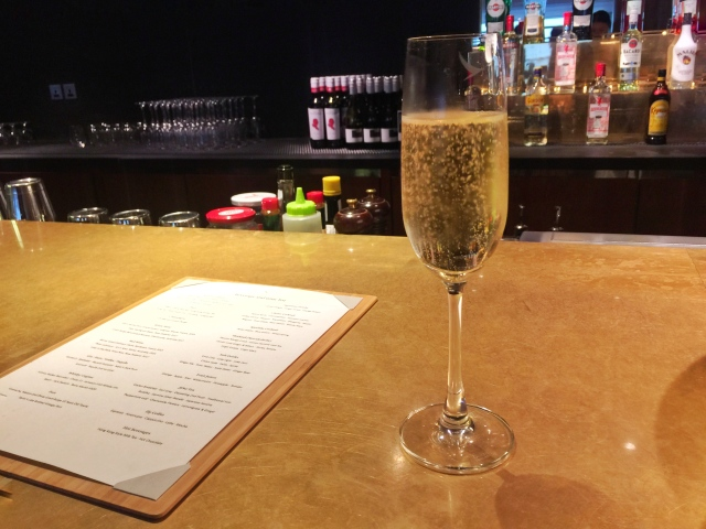 cathay pacific the pier lounge mumm cordon champagne